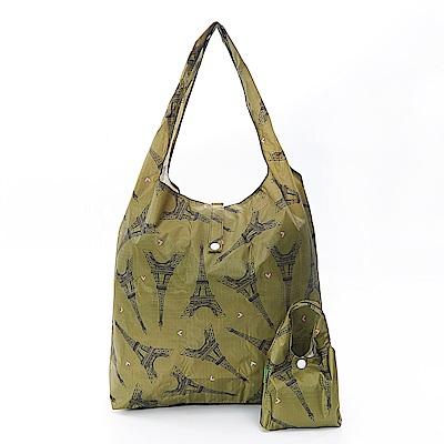 英國ECO CHIC購物袋-小巴黎