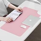 E.dot 無印風PU皮革滑鼠桌墊 60x30cm(四色選)