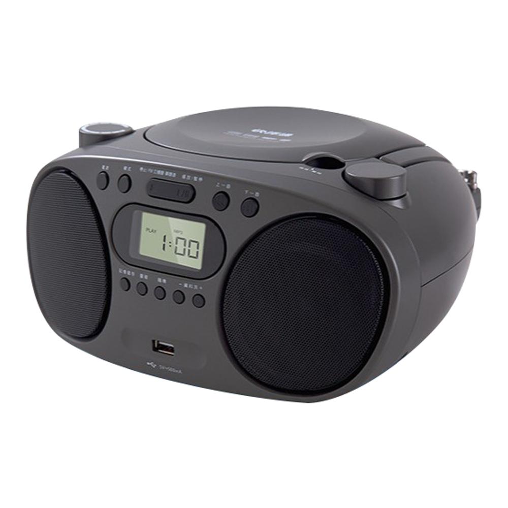 Abee快譯通手提CD藍芽立體聲音響 CD57