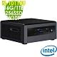 Intel 雙碟迷你電腦 NUC i3-10110U/16G/256SSD+1TB/W10 product thumbnail 1