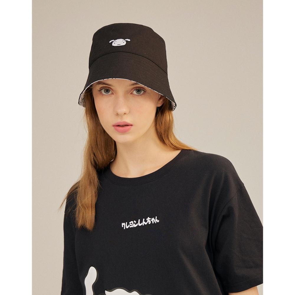 CACO-小白雙面漁夫帽-女【C2SC018】