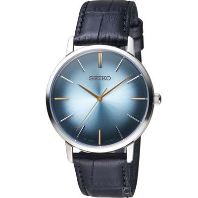 SEIKO SPIRIT 極簡時尚腕錶(SCXP125J)38mm
