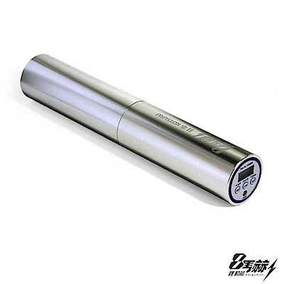 【日本KOTSURU】 手持USB充電式智慧打氣機 高壓噴射打氣筒
