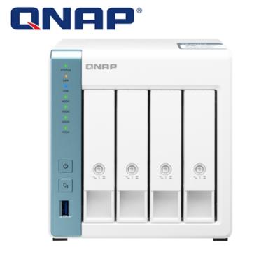 QNAP 威聯通 TS-431P3-4G 4Bay NAS 網路儲存伺服器