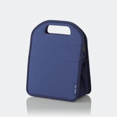 ELECOM 直立式手提袋中袋S-藍