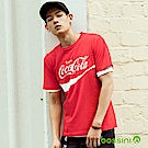 bossini男裝-CocaCola印花T恤04紅