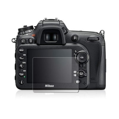 【二入組】Kamera 高透光保護貼 for Nikon D7200