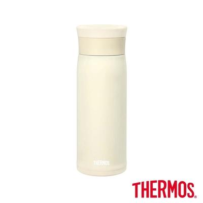 THERMOS膳魔師不鏽鋼真空保溫杯480ml(JMZ-481-OM)香草雪酪
