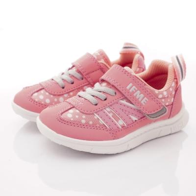 IFME健康機能鞋 Light超輕鞋款 NI72701粉紅(中小童段)