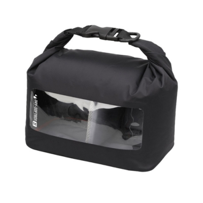 HAKUBA DRY SOFT BOX防水袋 黑色(M/HA336887)
