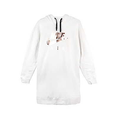Nike 女  NSW AIR HOODIE 連帽T(長)