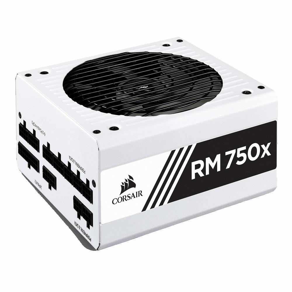 CORSAIR海盜船 RM750x 80Plus白殼 電源供應器