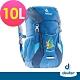 【deuter德國】WALDFUCHS 10L兒童背包/書包/旅遊包3610015藍/深藍 product thumbnail 1