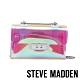 STEVE MADDEN-BSCENE-L 時尚輕量閃亮鍊條子母包-透明色 product thumbnail 1