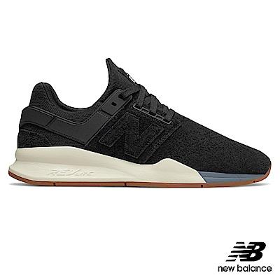 New Balance 復古鞋_MS247OW_中性_黑色
