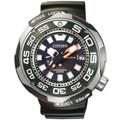 CITIZEN PROMASTER 限量千米潛水套錶 BN7020-09E