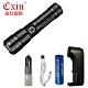 59W亮度四核心P50強光LED充電式手電筒 CX-HK011 product thumbnail 1