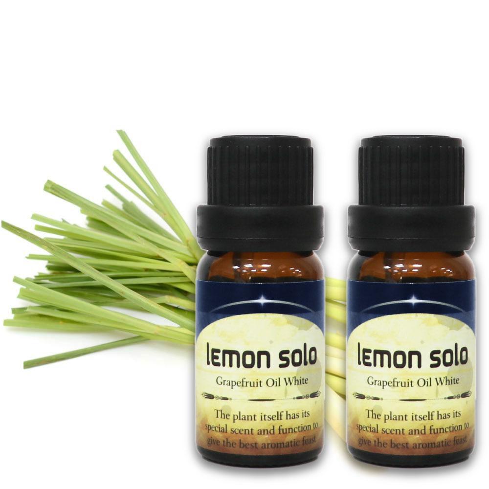 [任選活動] lemonsolo純植物精油-10ML(2瓶)