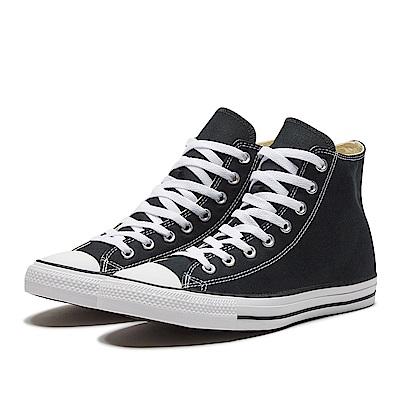CONVERSE-男女休閒鞋M9160C-ALL STAR高筒黑