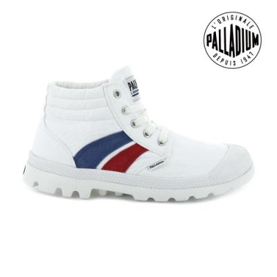 PALLADIUM RETRO LITE SUPPLY輕量帆布靴-男-白