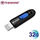 創見 32G JetFlash 790 USB3.1 隨身碟 JF790K (黑) product thumbnail 1