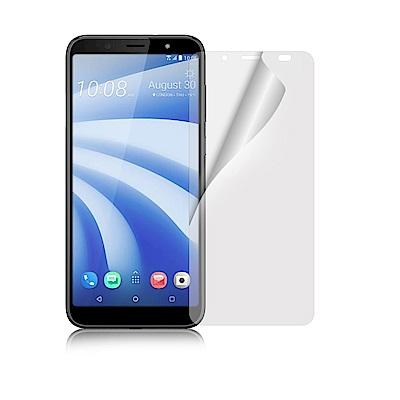 NISDA for HTC U12 life 高透光抗刮螢幕保護貼-非滿版