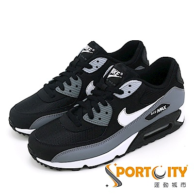 NIKE AIR MAX 90 ESSENTIAL 男休閒鞋 黑