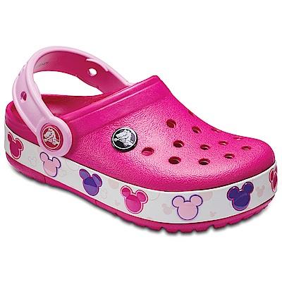 Crocs 卡駱馳 (童鞋) 米奇酷閃小克駱格 204994-6X0