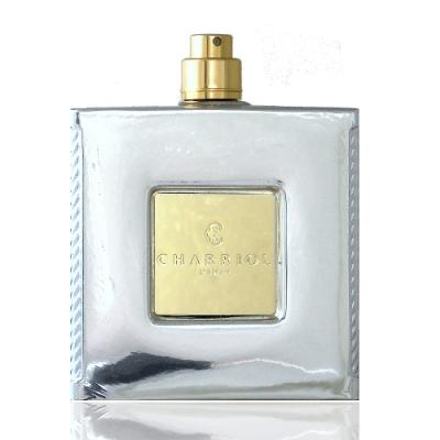 Charriol Royal Platinum 皇家白金男性淡香精 100ml Tester 包裝 無外盒