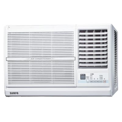SAMPO聲寶 3-5坪 5級定頻右吹窗型冷氣 AW-PC122R
