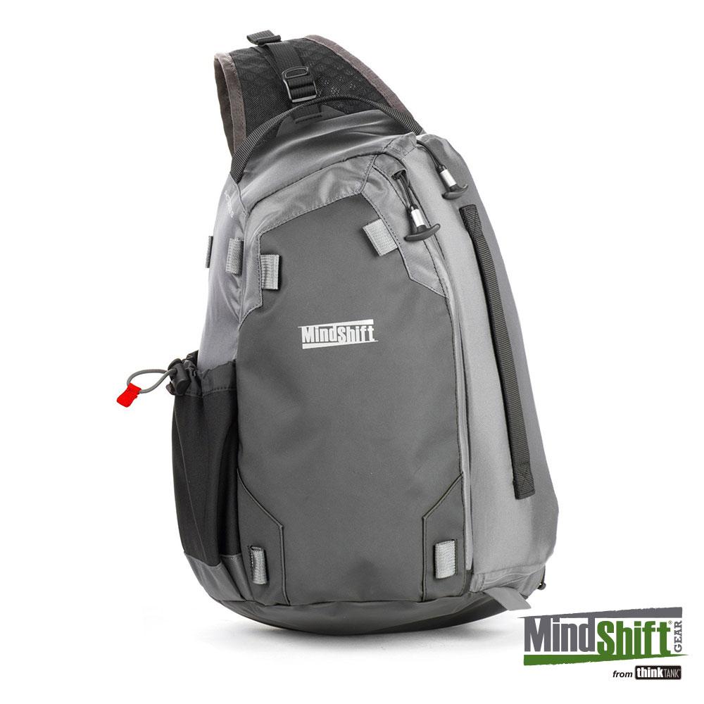 MindShift Gear曼德士 PhotoCross 10 橫渡者斜背包(炭灰)