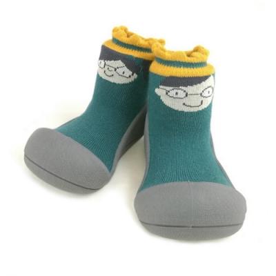韓國Attipas 快樂學步鞋ASKQ01-娃娃綠