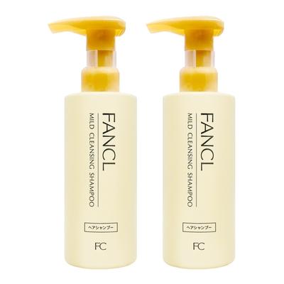 FANCL芳珂 無添加淨髮保濕洗頭水 250ml*兩入組