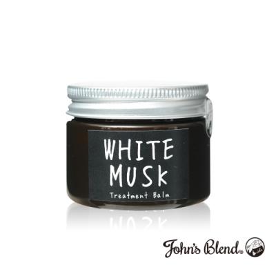 John's Blend香氛草本滋養修護霜-(白麝香/麝香茉莉)