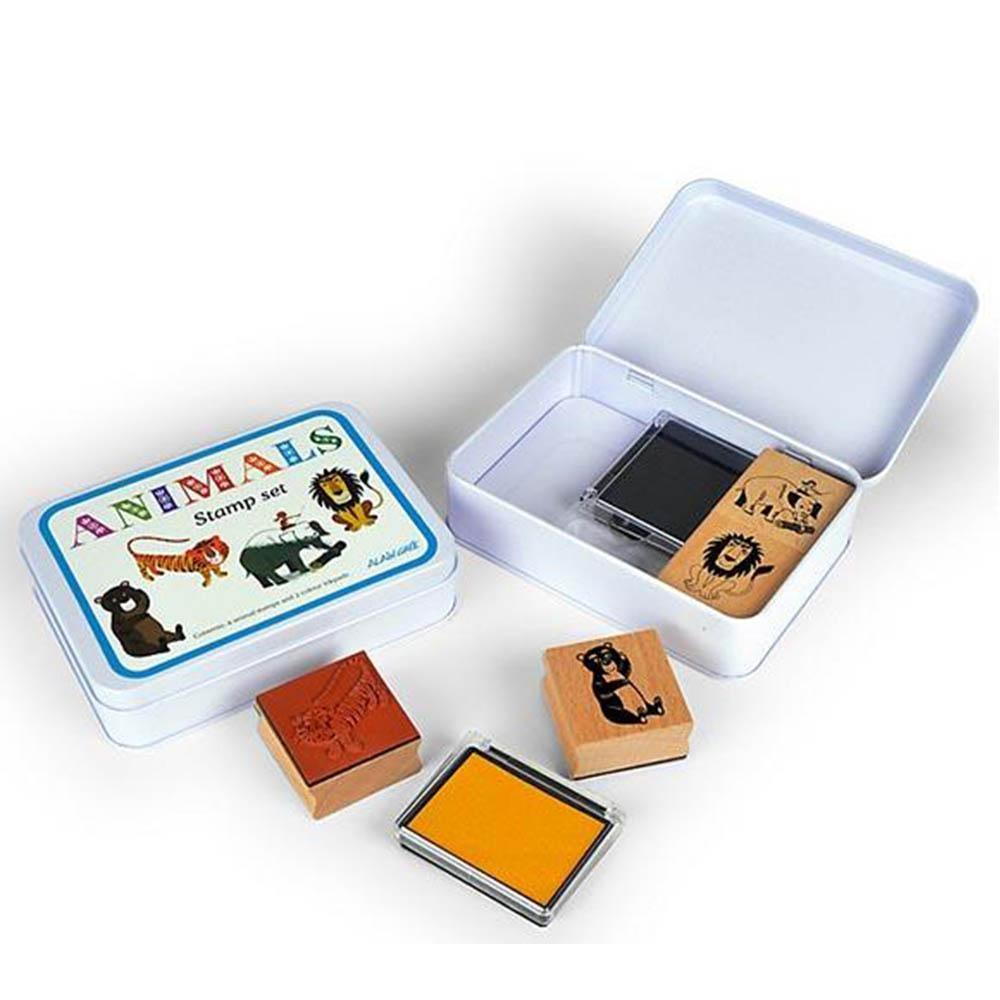 Stamp Sets Animails 印章組-動物