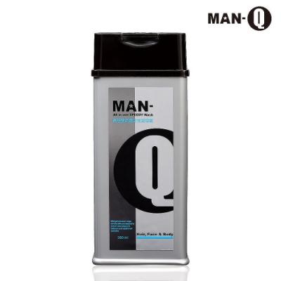 MAN-Q S3胺基酸修護全效潔淨露(350ml)