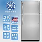 【美國奇異GE】584L上下門冰箱 (不鏽鋼 GTS21FSSS)
