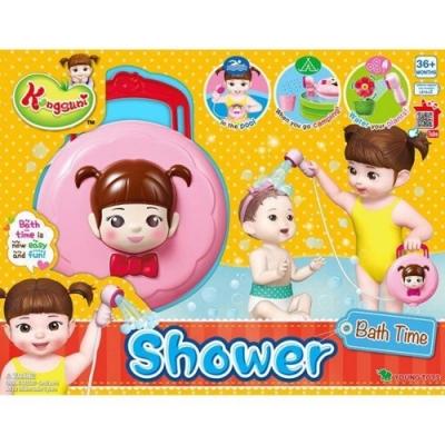任選KONGSUNI小荳娃娃 娃娃淋浴組 YT31036 原廠公司貨 YONUG TOYS