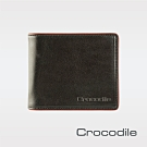 Crocodile Square Edge系列 多卡短夾  0103-09105