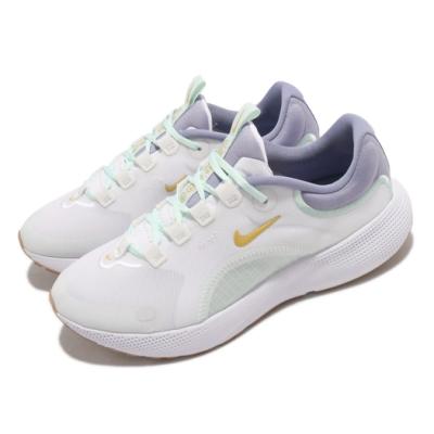Nike 慢跑鞋 React Escape RN 女鞋 輕量 透氣 舒適 避震 路跑 健身 白 灰 CV3817104