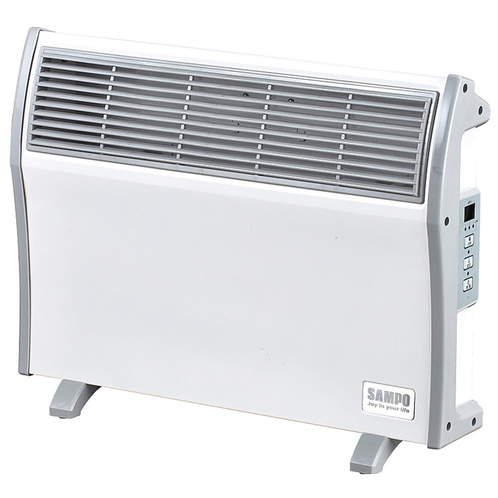 SAMPO聲寶 浴室臥房兩用IP24防潑水電暖器 HX-FH10R
