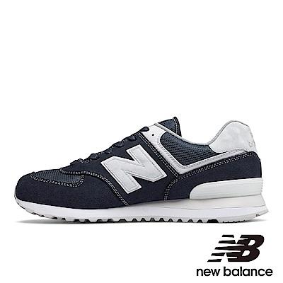 New Balance 復古鞋 ML574SEE 中性 藍