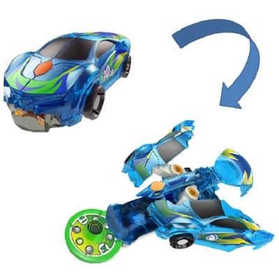 爆裂飛車 變身車子 疾速系列  風暴獵鷹