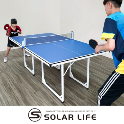 SUZ 奧林匹克3/4中型桌球桌8001.兒童親子客廳乒乓球台桌球檯
