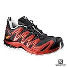 Salomon 野跑鞋 男 XA PRO 3D 黑紅