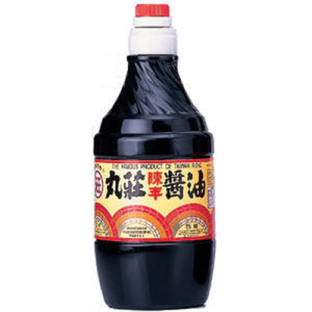丸莊‧陳年醬油(共二瓶)