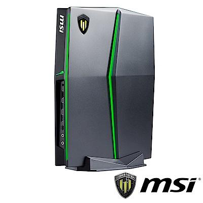 MSI微星 Vortex W25-079迷你電腦(i7-8700/P4200/512+1T