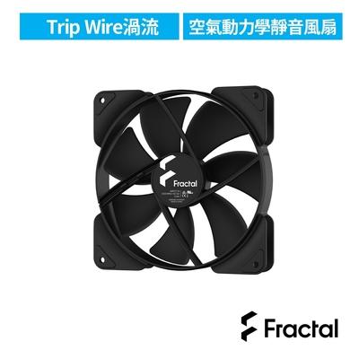 【Fractal Design】Aspect 14cm 散熱風扇-黑