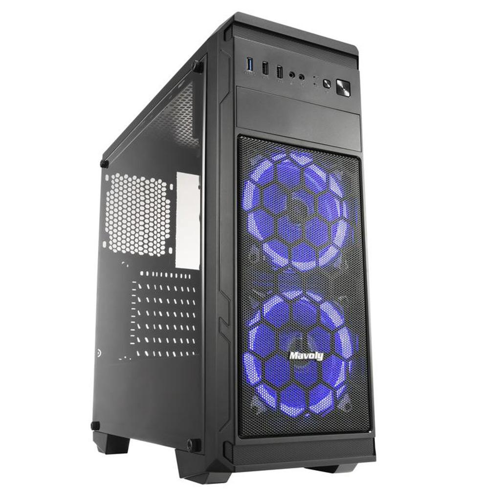 華碩平台i3 四核{神聖火焰}GTX1650-4G獨顯電玩機