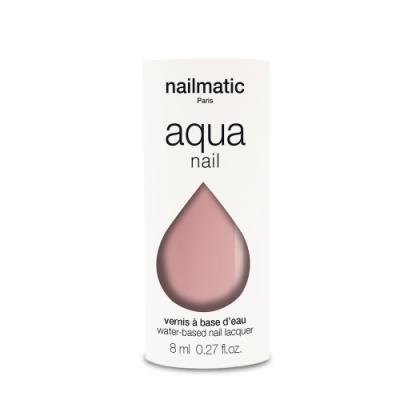法國 Nailmatic 水系列經典指甲油 - Nana 粉玫瑰 - 8ml